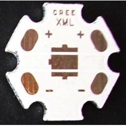 Pcb para Led CREE XM-L 20mm