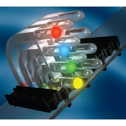 Mirillas extensibles para multiples LED de 3mm