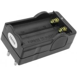 Cargador inteligente Baterias de Litio 18650-17670
