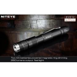 Linterna Niteye EYE12 260Lm