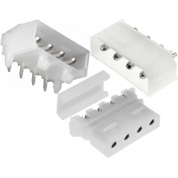 Conectores IDC 6A.