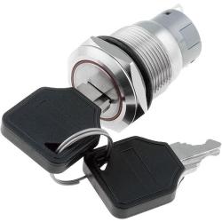 Interruptores con llave 19mm