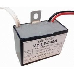 Driver Led M2 IP65 100-230vAC 100-450mA