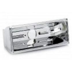 Reflector Lente de 40x16x13mm para Led Lumileds