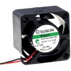 Ventilador refrigeración de 5v.de 20x20x8mm