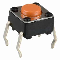Pulsador Tact Switch de 6x6mm B3F 4.3