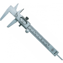 Calibre CK medidas en mm/inch