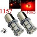 Bombilla LED SMD 5050 P21 13Led BAY15D 1157