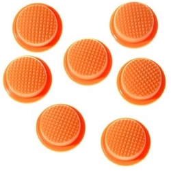 Boton de Goma Naranja