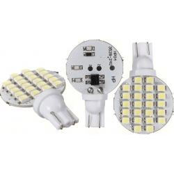 Led T10 24 led SMD 3528 26mm