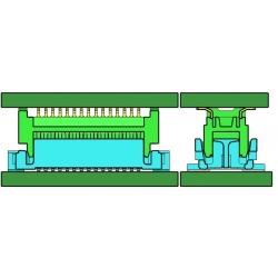 Conectores Placa-Placa paso 0.5mm
