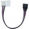 Conector cableado Click RGB a conector 4pin 15cm de Tiras de Led