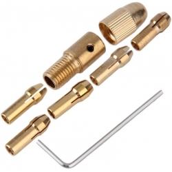 Mini mandril 30x10mm para taladros