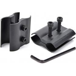 Soporte de Laser para bicicleta doble cuerpo 45-45mm