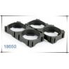 Soporte Porta-baterías 18650