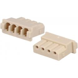 Conectores Molex 5264 Hembra paso 2.50mm