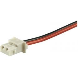 Conector cableado tipo Molex 5264 Hembra 2pin