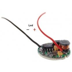 Driver regulador de corriente para LED CREE 3-18v 5w