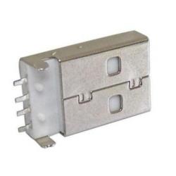 Conector USB Macho PCB SMd 4 pin