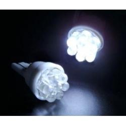 LED T10 7 Led 12v