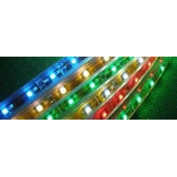 Tira Flexible Siliconada Waterproff de 30 Led 5050 RGB