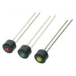 Mirillas con Aro para Led de 3mm