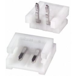 Conectores JST EH Acodado paso 2.50mm 2pin