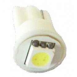 Bombilla LED T10 1 Led 5050 3 chip 12v