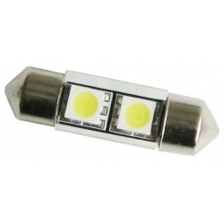 Festoon 2 LED SMD 5050 de 31mm