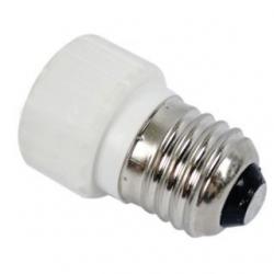 Adaptador alargador de Lámparas E14-E27