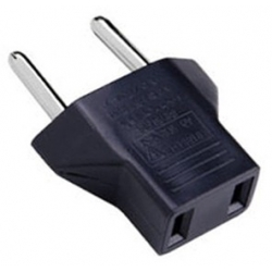 Adaptador enchufe USA-UE