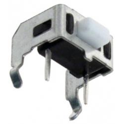 Pulsador Tact Switch SMD acodado de 6x3x3mm
