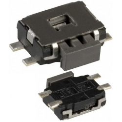 Pulsador Tact Switch lateral SMD 4.5x5.4x1.6mm