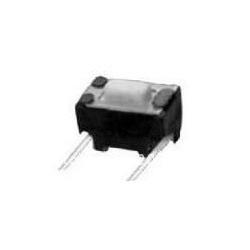 Pulsador Tact Switch acodado de 6x3.5x3.5mm