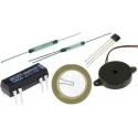 Interruptor magnético, Pir, Reed-switch, Rele