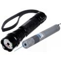 Linterna, Punteros Laser